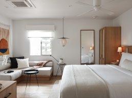 Olivine hotel room