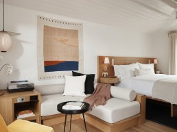 Azur hotel room